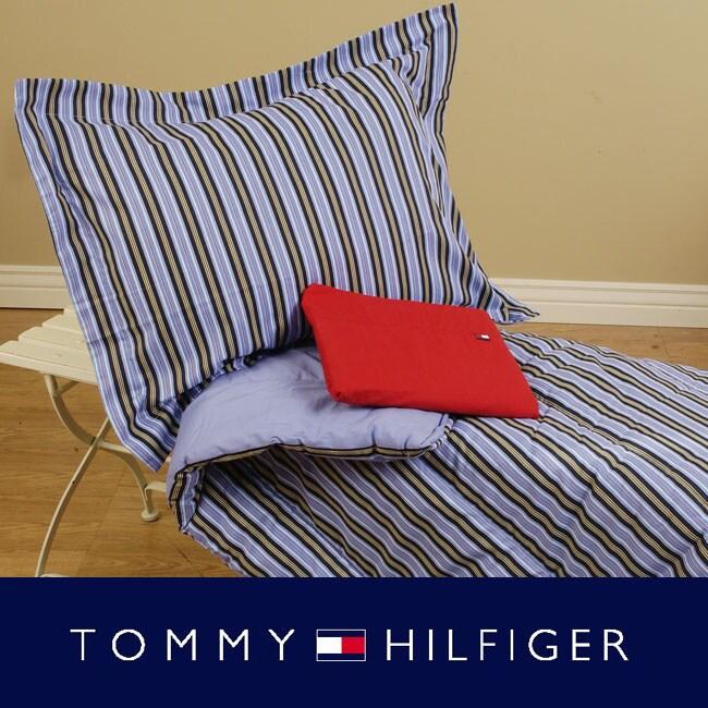 Tommy Hilfiger Berkley Blue Campus Kit Bedding Set