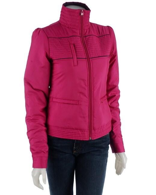 Puma Women's Nylon Jacket