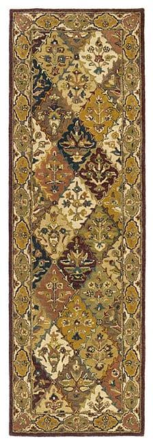 Handmade Elite Traditional Wool Runner (2'6 x 12')
