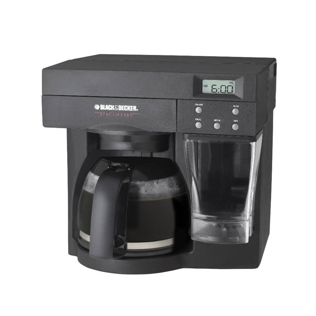 Black & Decker SpaceMaker Coffee Maker