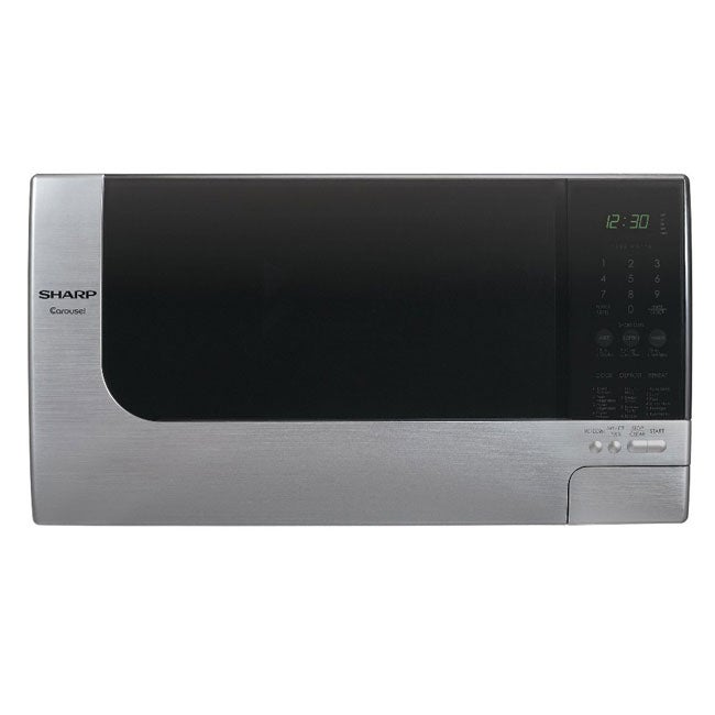 Sharp R-315JS Carousel Microwave Oven
