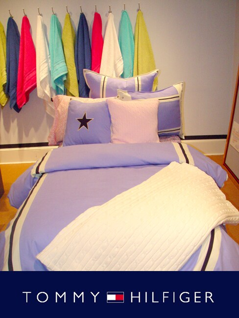 Tommy Hilfiger America Classic Comforter Set