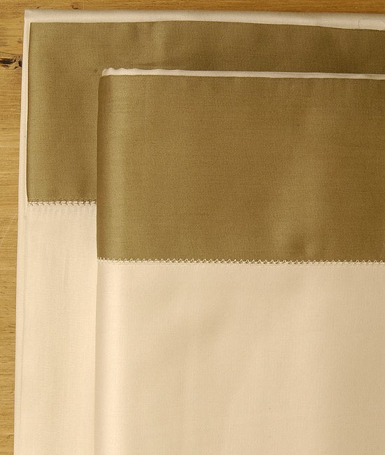 Poltrona 310 Thread Count Egyptian Cotton Luxury Sheet Set made in Italy