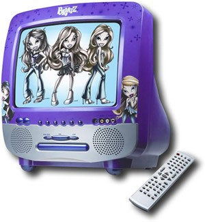 Bratz 333487 13-inch TV/ DVD Player