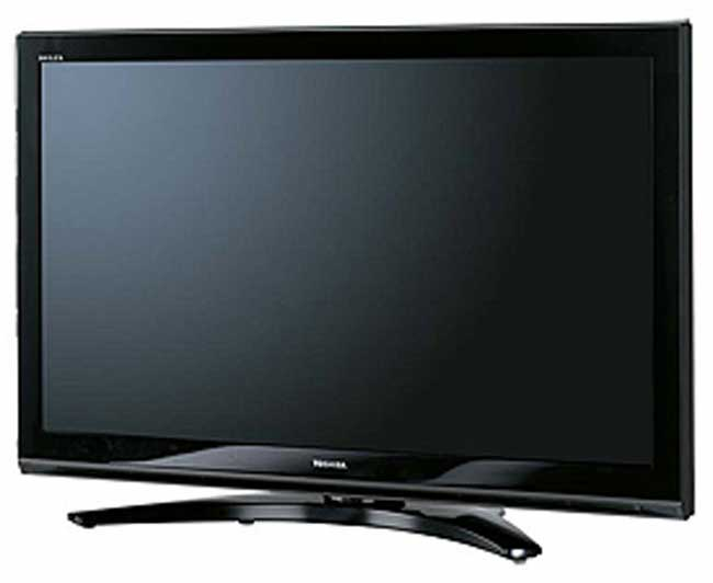 toshiba 46lx177 46 inch regza lcd hdtv refurbished free shipping today. Black Bedroom Furniture Sets. Home Design Ideas