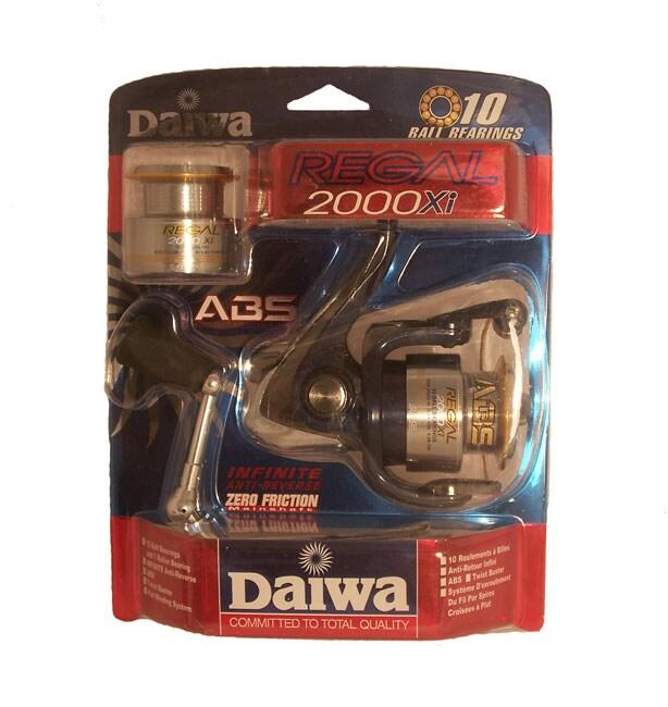 Daiwa 10 BB Regal Xi Spinning Reel