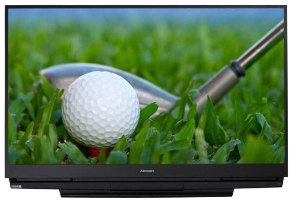 Mitsubishi 65 Inch 1080p DLP HDTV