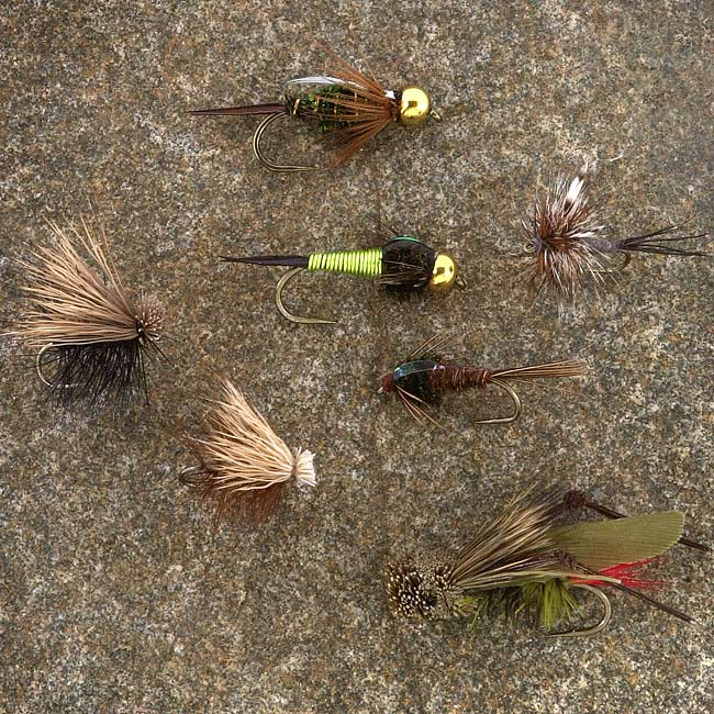 36-piece Survival Fly Collection