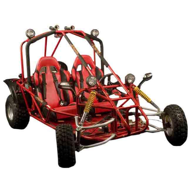 250cc 2-seater Go Kart