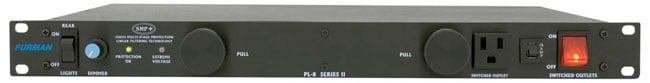 Furman PL8 II Rack Mount Power Conditioner