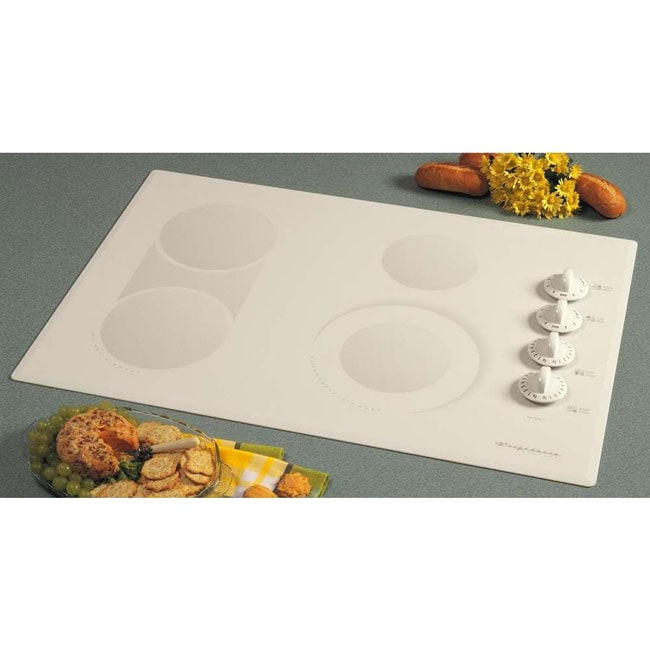 Frigidaire 30 Inch Bisque Electric Cooktop Free Shipping