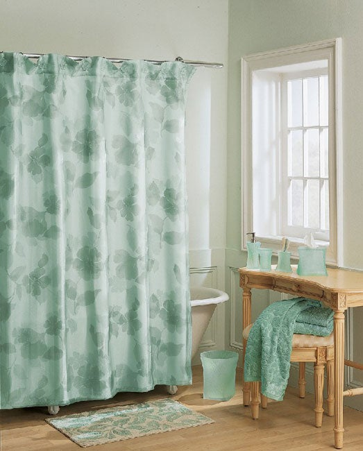 Primavera Shower Curtain And Towel Set
