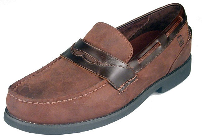 d9c82b0f5cd Shop Sperry Top-Sider Men s Seaport Penny Loafers - Free Shipping On Orders  Over  45 - Overstock.com - 2677308
