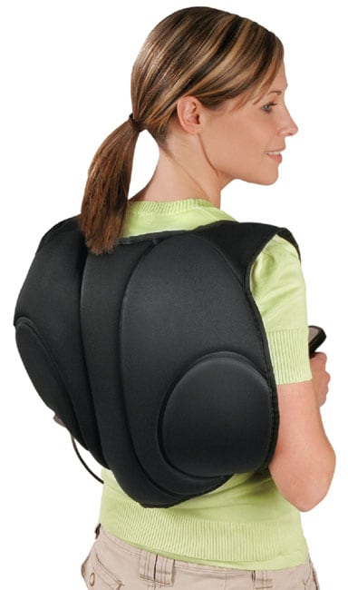 Shift3 Electronic Shiatsu Comfort Massage Vest