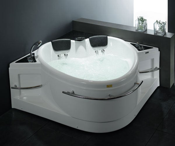 Royal a208b whirlpool bath tub free shipping today for Royal whirlpool baths