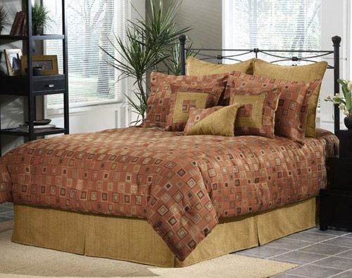 Mabry Deluxe Bedding Ensemble