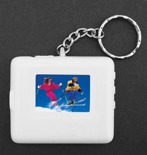 VR3 Digital Picture Keychain