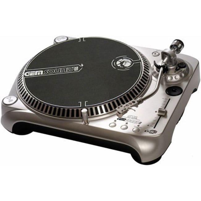 Gem Sound DJ Turntable with USB Input