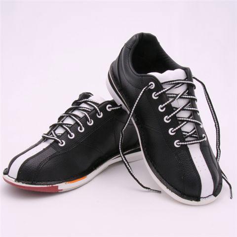 Tuxedo Bowling Shoe