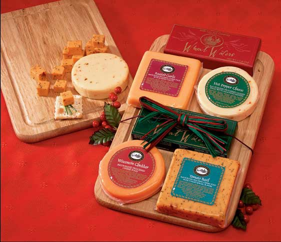 Cheese Fest Gourmet Food Gift Set