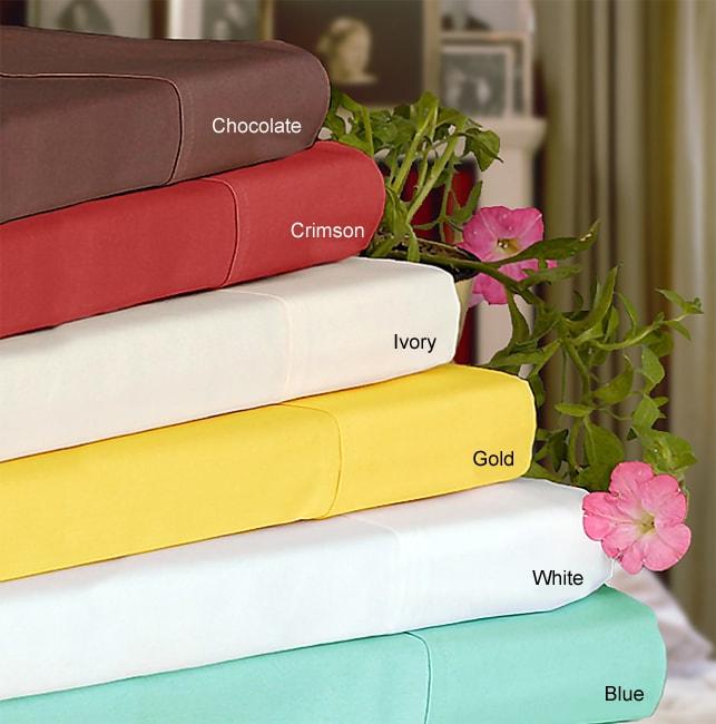 410 Thread Count Supima Cotton Sheet Set
