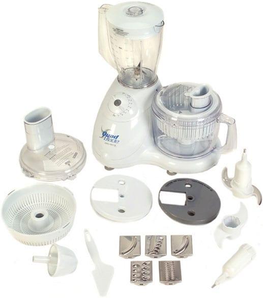 Euro-Pro Quad Blade 7-cup Food Processor