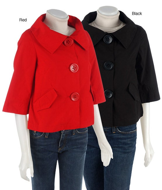 Luii Women's Cropped Jacket