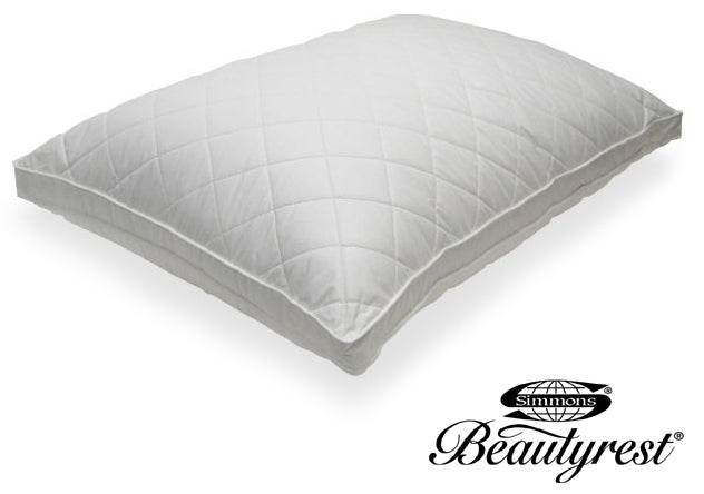 Beautyrest Quilted Down Alternative Pillow Set