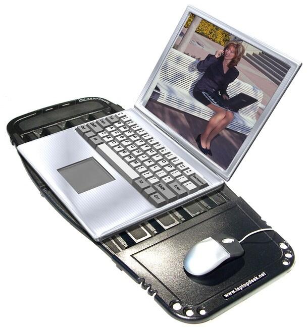 Laptop Desk Combo Pack