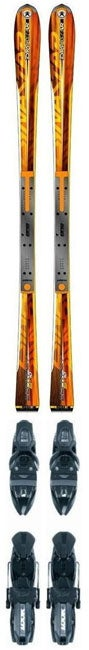 Dynastar Contact 10 172cm Px12 Carving Skis