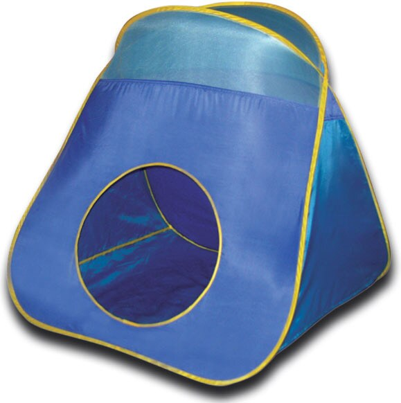 Toys-for-Tots: Pop-up Play Tent