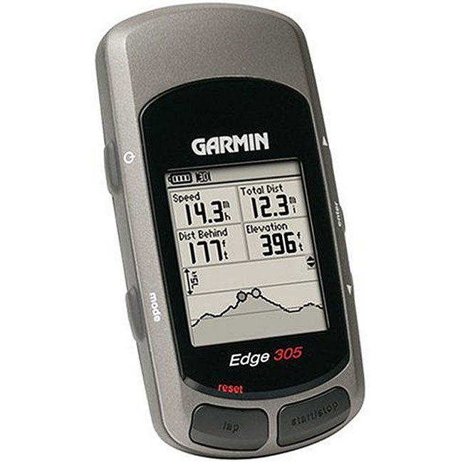Garmin Edge 305 HR+Speed/Cadence GPS Receiver