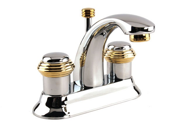 Chrome And Brass Bathroom Faucets My Web Value