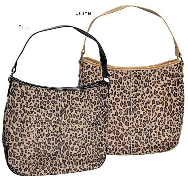 Nine West Leopold Leopard Print Handbag