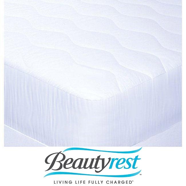 Beautyrest 250 Thread Count Sateen Mattress Pad