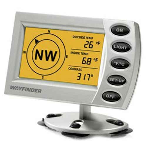 Wireless Digital Compass and Thermometer (OEM)