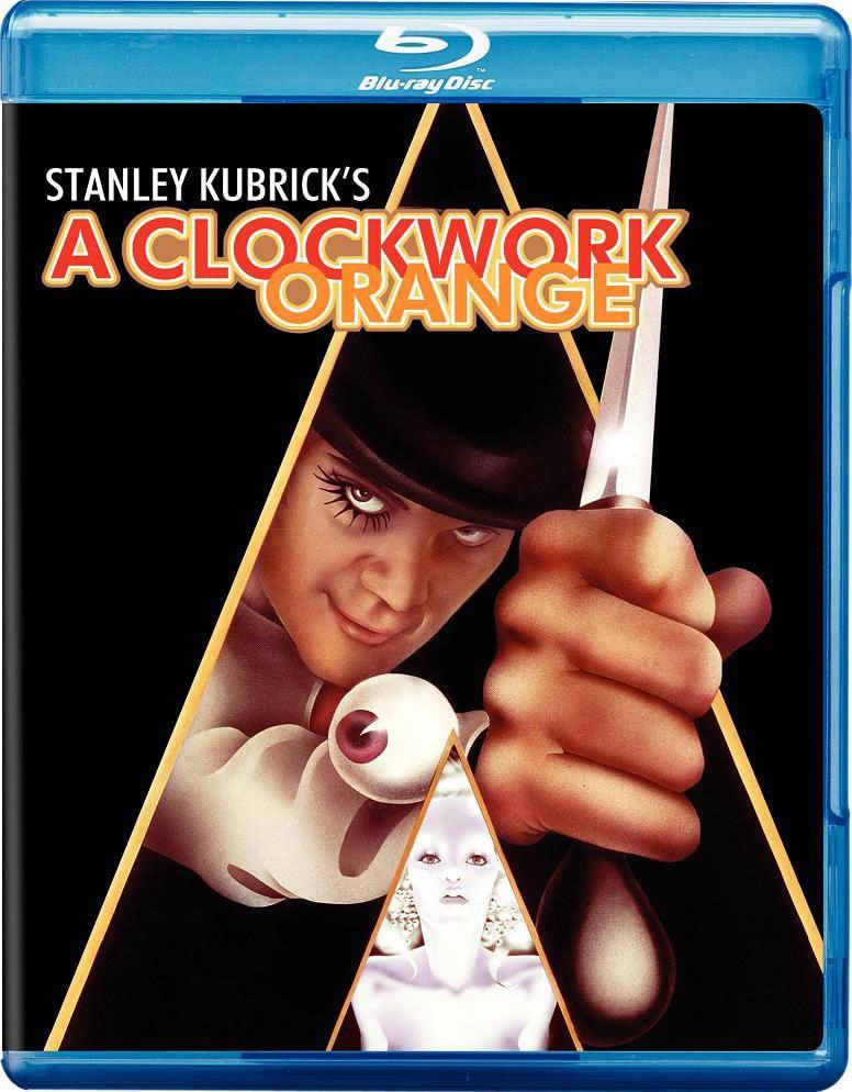 A Clockwork Orange: Special Edition (Blu-ray Disc)