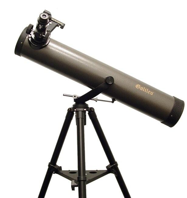 figure 5: Photograph showing a replica of Galileo's ... |Galileo Astronomical Telescope