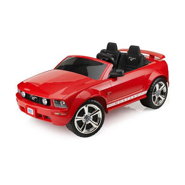 Power wheels fisher price ford mustang autos post for Fisher price motorized cars