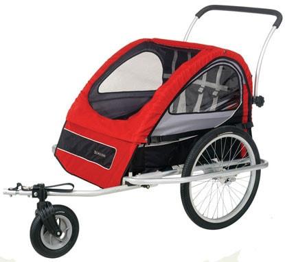 Schwinn SC766 Mark 2 II Baby Bicycle Trailer