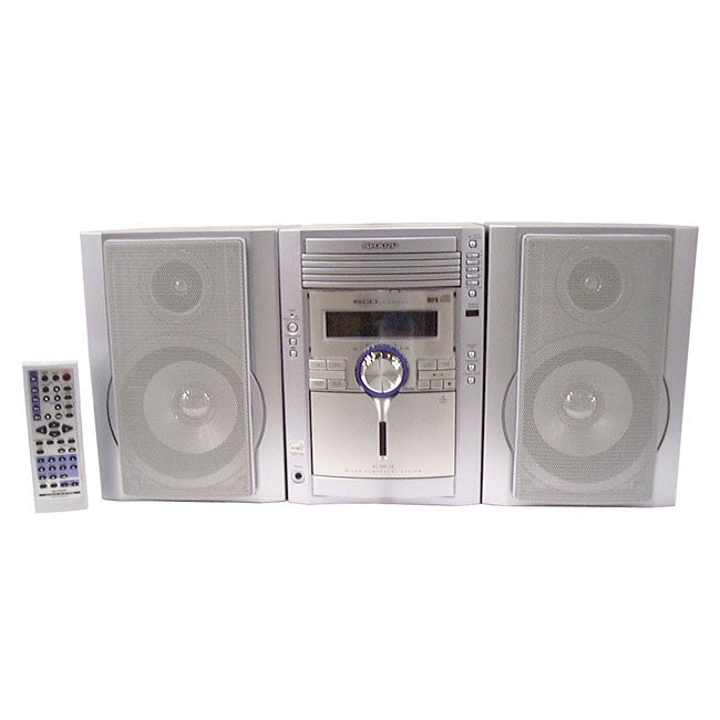Sharp Mirco Stereo System With 5 Cd Changer Refurbished