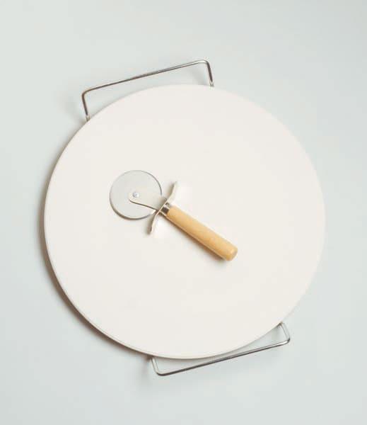 Bakers Secret Pizza Stone Set