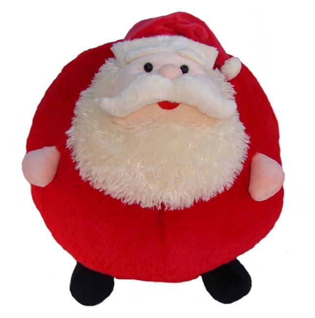 Super Soft Santa Pillow
