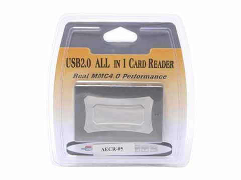 AMC USB2.0 All-in-one Memory Card Reader