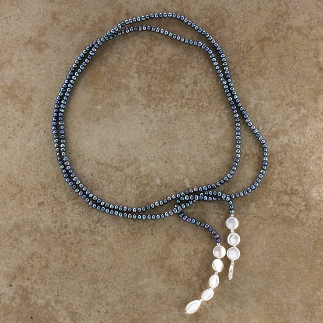 Freshwater Pearl Necklace (Israel)