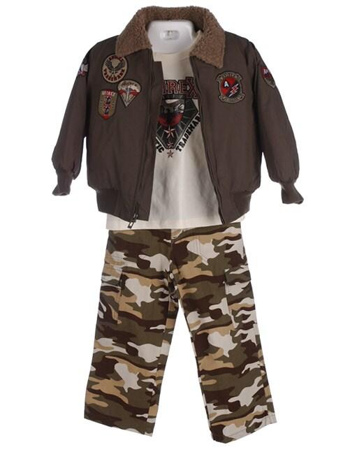 Avirex Toddler Boy's Jacket Set