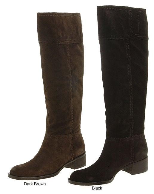 c57919b487e10d Shop Nine West Buckup Women's Knee-high Boots - Free Shipping Today ...