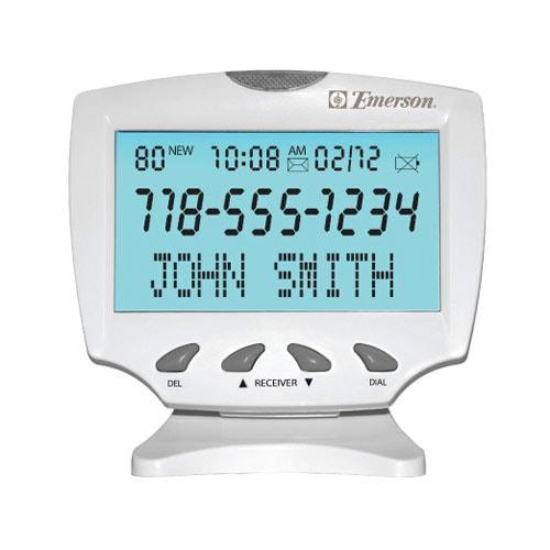 Emerson EM50 Jumbo Display Caller ID