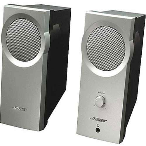 Bose Companion2 Series II Multimedia Speaker System