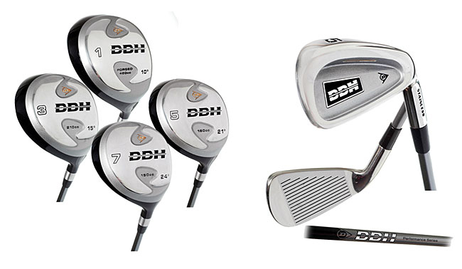 Dunlop Foremost Tour Series Complete Golf Club Set - Free Shipping ...